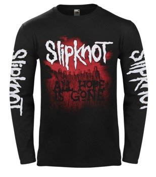 longsleeves SLIPKNOT - ALL HOPE IS GONE