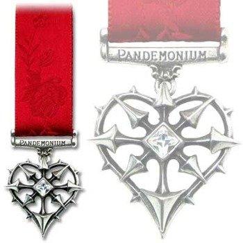 medal I.C.H. INFERNAL CHAOS