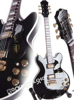 miniaturka gitary B. B. KING - GIBSON LUCILLE SG 80TH B'DAY