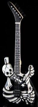 miniaturka gitary DOKKEN - GEORGE LYNCH: SKULLS & BONES