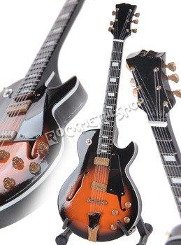 miniaturka gitary GEORGE BENSON - IBANEZ GB300