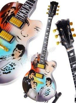 miniaturka gitary GIBSON - ELVIS PRESLEY TRIBUTE