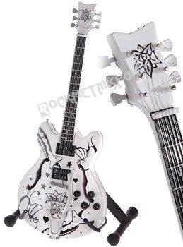 miniaturka gitary THE CURE - PORL THOMPSON