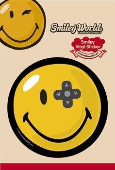 naklejka SMILEY - GAMING