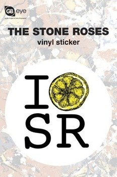 naklejka THE STONE ROSES - I LOVE