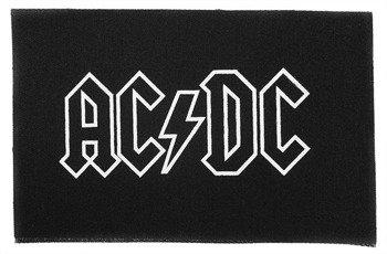 naszywka AC/DC - LOGO