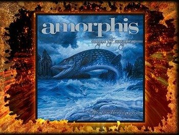 naszywka AMORPHIS - MAGIC & MAYHEM