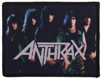 naszywka ANTHRAX - BAND