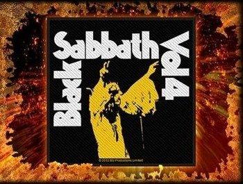 naszywka BLACK SABBATH - VOL.4