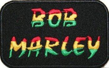 naszywka BOB MARLEY