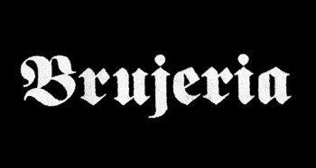 naszywka BRUJERIA - LOGO