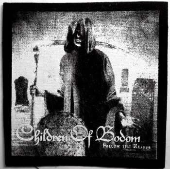 "naszywka CHILDREN OF BODOM ""FOLLOW THE REAPER"""