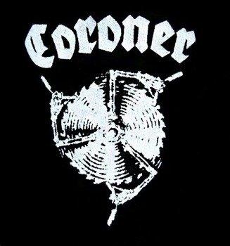naszywka CORONER