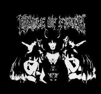 naszywka CRADLE OF FILTH - BITTER SUITES TO SUCCUBI