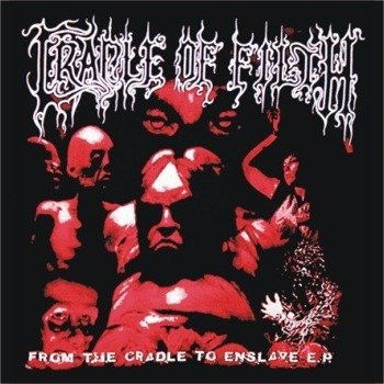 naszywka CRADLE OF FILTH - FROM THE CRADLE OF THE ENSLAVE