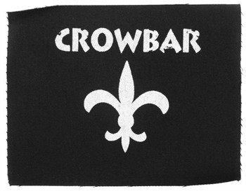 naszywka CROWBAR - SIGN