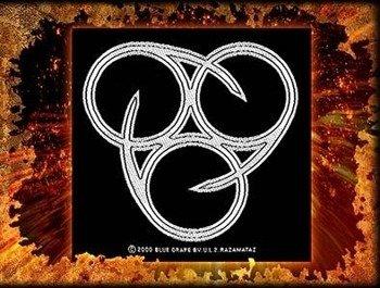 naszywka DEICIDE - 666