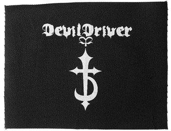 naszywka DEVILDRIVER - SIGN