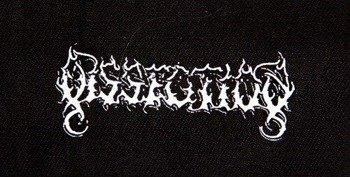 naszywka DISSECTION - LOGO