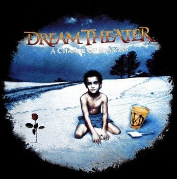 naszywka DREAM THEATER - A CHANGE OF SEASONS