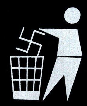 naszywka GEGEN NAZIS