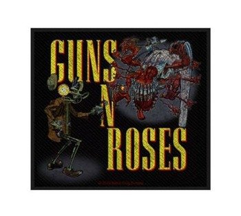 naszywka GUNS N' ROSES - ATTACK