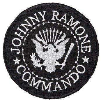 naszywka JOHNNY RAMONE - COMMANDO