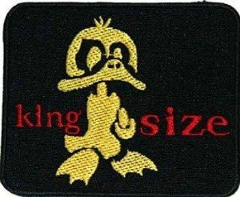 naszywka KING SIZE