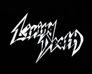 naszywka LIVING DEATH - LOGO