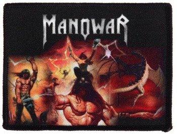 naszywka MANOWAR
