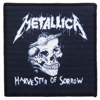 naszywka METALLICA - HARVESTER OF SORROW