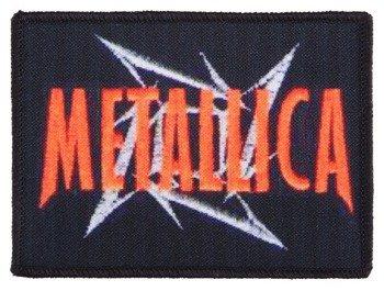 naszywka METALLICA - LOGO