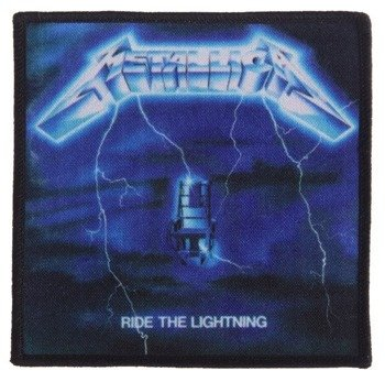 naszywka METALLICA - RIDE THE LIGHTNING