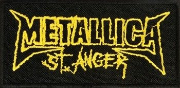 naszywka METALLICA - ST.ANGER
