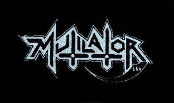 naszywka MUTILATOR