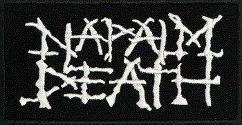 naszywka NAPALM DEATH