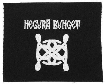 naszywka NEGURA BUNGET - SIGN