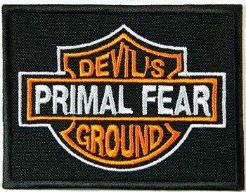 naszywka PRIMAL FEAR