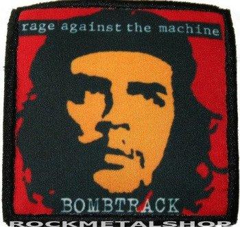 naszywka RAGE AGAINST THE MACHINE - BOMBTRACK