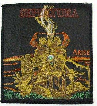 naszywka SEPULTURA - ARISE