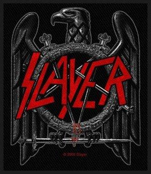 naszywka SLAYER - BLACK EAGLE