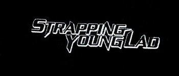 naszywka STRAPPING YOUNG LAD