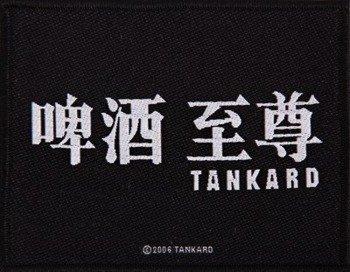 naszywka TANKARD