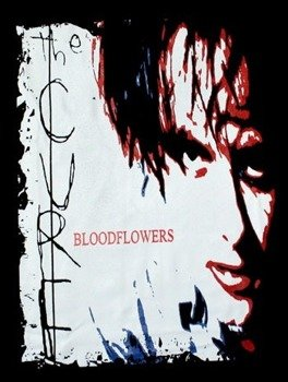 naszywka THE CURE - BLOODFLOWER