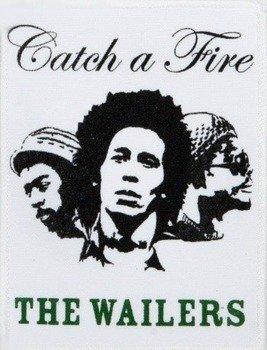 naszywka THE WAILERS - CATCH A FIRE