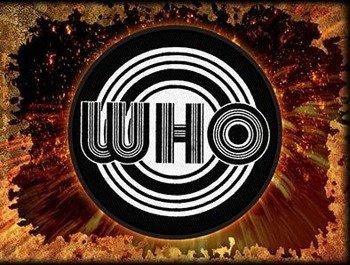 naszywka THE WHO - LOGO