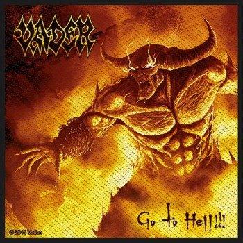 naszywka VADER - GO TO HELL