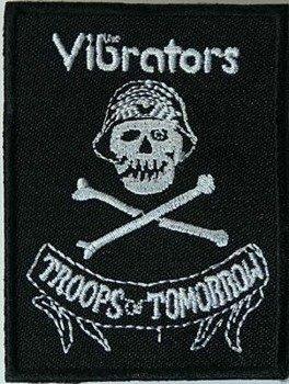 naszywka VIBRATORS