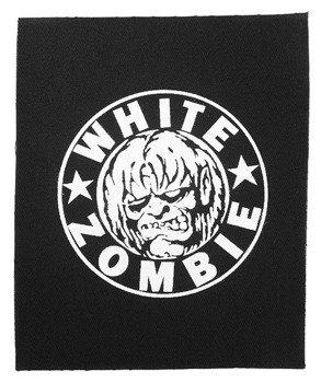 naszywka WHITE ZOMBIE - LOGO