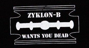 naszywka ZYKLON-B